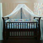 Tempat Tidur Bayi Duco Black