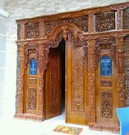 Pintu Rumah Ukir Gebyok
