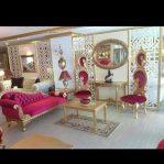 Set Sofa Ruang Tamu Mewah Klasik