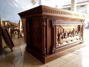 Jual Meja Gereja Katolik