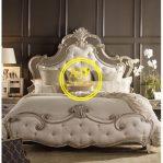 Tempat Tidur Style Eropa Klasik