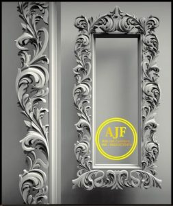 31 Desain Figura Cermin Mewah Jepara