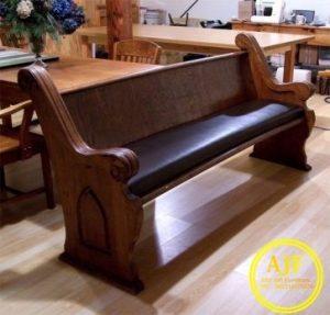 Jual kursi ukiran jemaat gereja