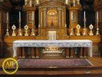 Dekorasi Meja Altar Gereja