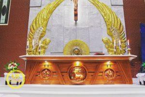 Jual Meja Altar Gereja Katolik