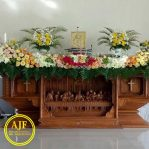 Meja Altar Gereja Minimalis