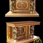 altar gereja katolik model terbaru