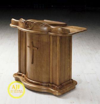 Mimbar Pastor Gereja Katolik