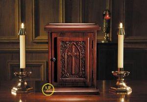 Jual Tabernakel Lambang IHS Katolik