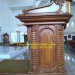 mimbar dei verbum gereja katolik