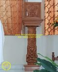 Tabernakel Gereja Katolik Ukiran