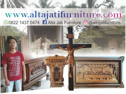 Alta Jati Furniture