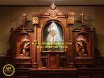 Altar Tabernakel Katolik