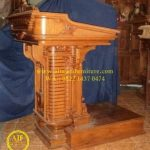 Jual Podium Khotbah Gereja