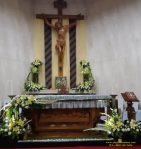 Altar Gereja Katolik St Yosep Lampung