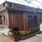 Altar Gereja Katolik Terbaru